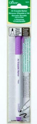 Air Erasable Marker/Thick - Purple