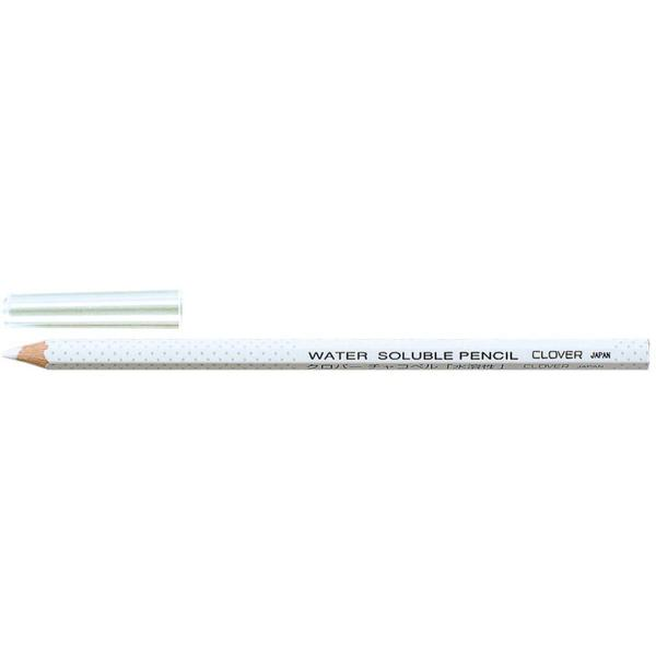 Water Soluble Pencil-White