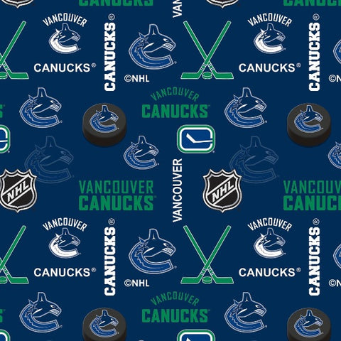 NHL Vancouver Canucks Flannel