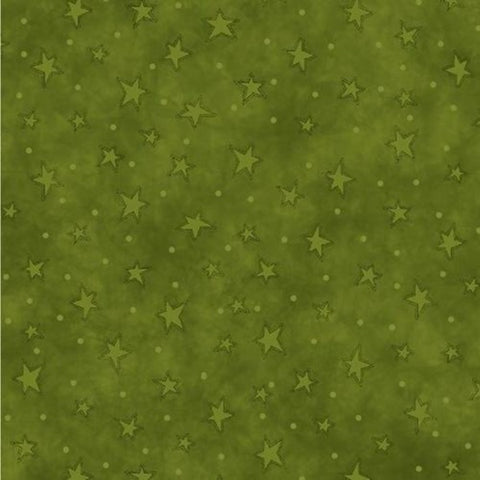 Starry Basics - Green