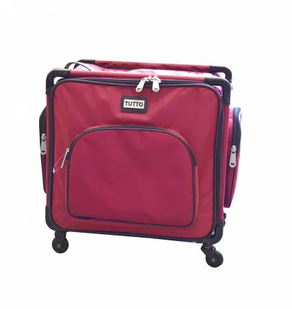 Tutto Serger Case On Wheels (17 inches)