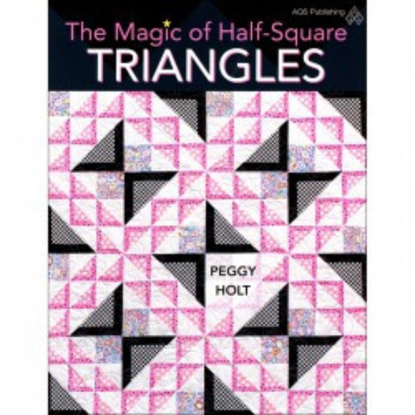 The Magic of Half-Square Triangles