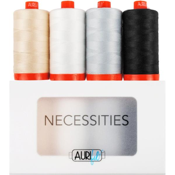 Necessities Thread Assortment -Aurifil
