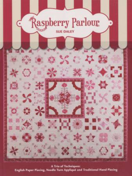 Raspberry Parlour - Softcover