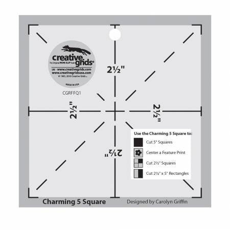Creative Grids Charming 5 inch