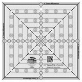 "Creative Grids 8-1/2"" Square It Up or Fussy Cut Square"