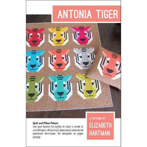 Antonia Tiger Pattern