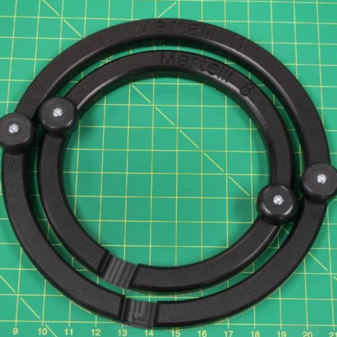 Martelli Quilting Hoops For Free Motion Quilting Set Of Two
