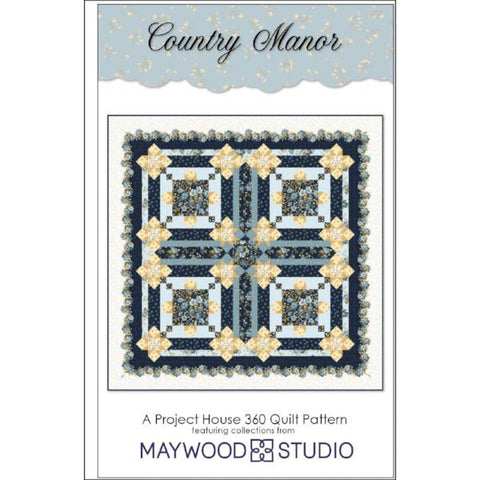 Country Manor Pattern