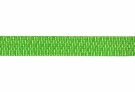 Polypro Webbing - Lime