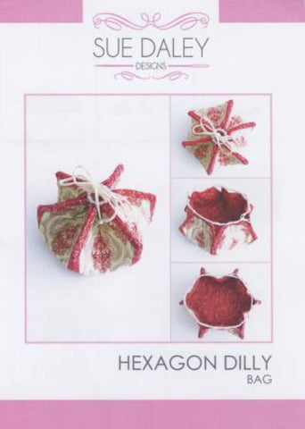 Hexagon Dilly Bag