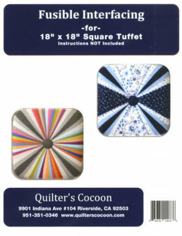 Square Tuffet Fusible Interfacing