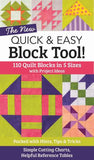 Quick & Easy Block Tool Book