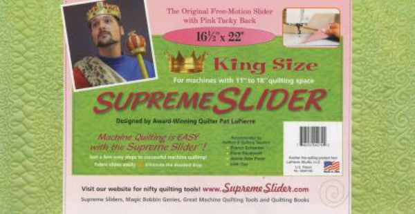 Supreme Slider King Size