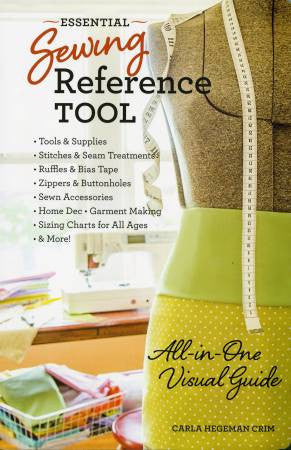 Sewing Reference Tool Book