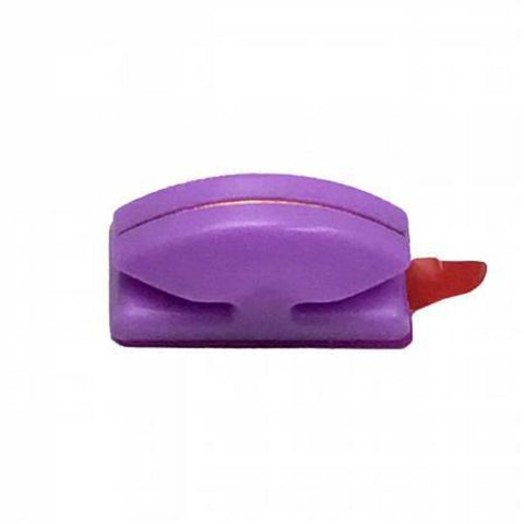 Flat Mount Thread Cutter - Purple