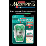Tailor Mate Magic Extra-Fine Pins Patchwork 100pc