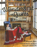 Wanderlust Quilts Book