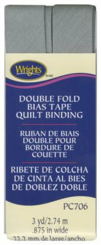 Double Fold Bias Tape Quilt Binding