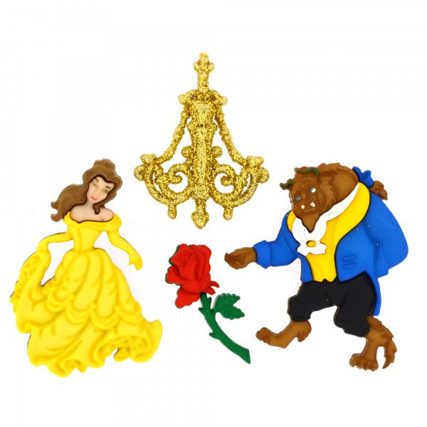 Dress It Up: Disney's Beauty And The Beast