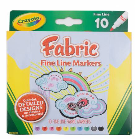 Fabric Fine Line Markers