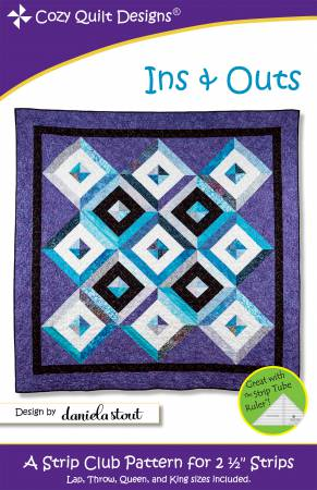 Ins And Outs Quilt Pattern