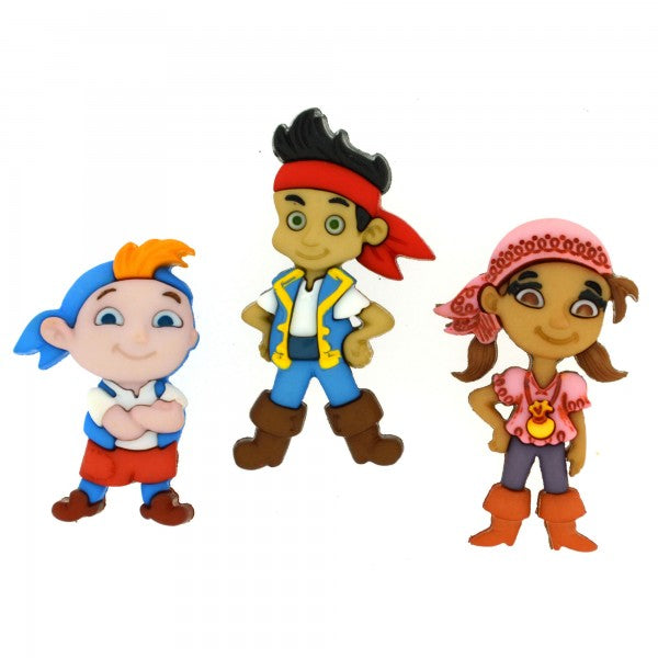 Dress It Up: Disney's Jake And The Neverland Pirates
