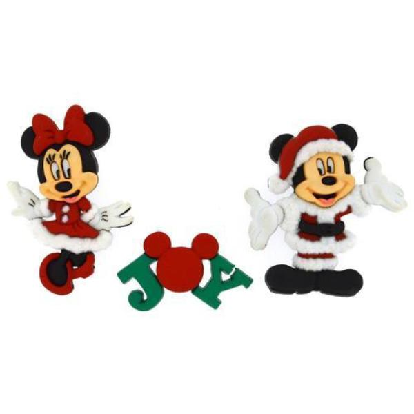 Dress It Up: Disney Holiday Mickey & Minnie