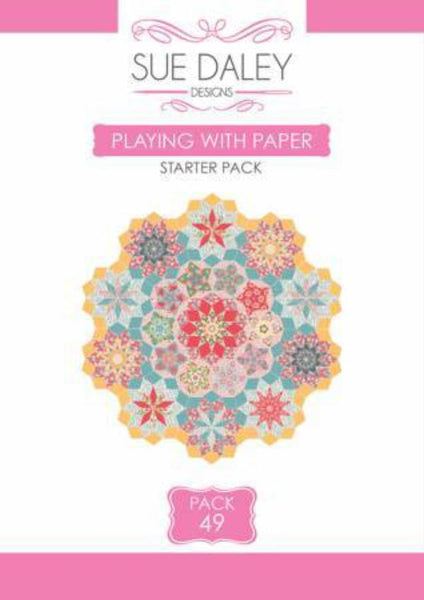 English Paper Piecing Playing With Paper Starter Pack 49