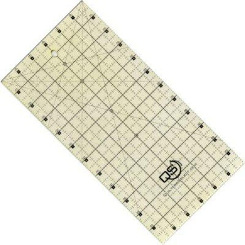"Quilters Select Non-Slip Ruler 6"" x 12"""