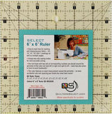 "Quilters Select Non-Slip Ruler 6"" x 6"""