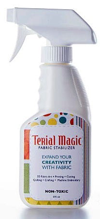 Terial Magic (Fabric Stabilizer)