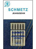 Schmitz Denim Needles 80/12