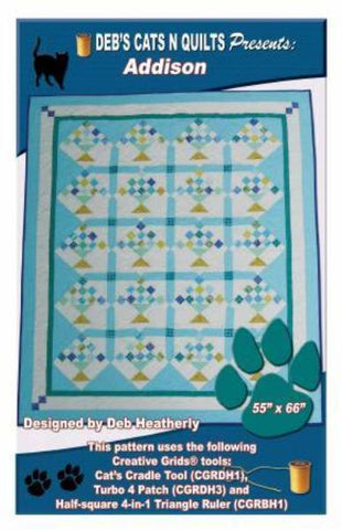 Addison Quilt  Pattern