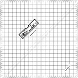 Bloc Loc Half Square Triangle Ruler 9.5""