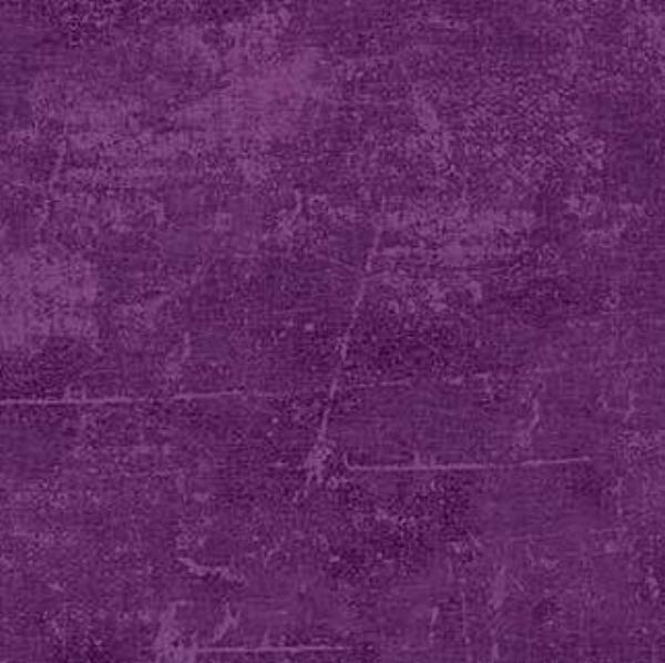 Canvas - Single Colorway- Plum