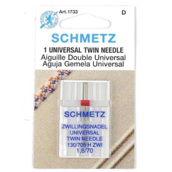 Schmetz Twin 70/10-1.6mm