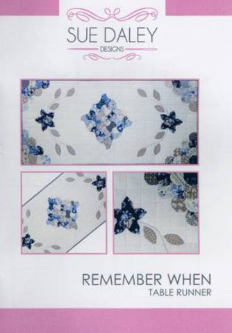Remember When Table Runner
