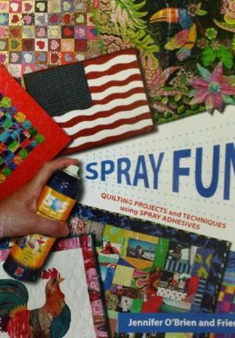 Spray Fun Book