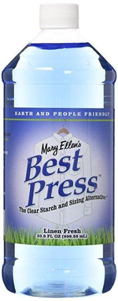 Best Press Linen Fresh -32oz (999mL)