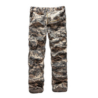 Mens Combat Military Paratrooper Pants Outdoor Work Camp Hunt Camo Casual Cargo Pants Trousers