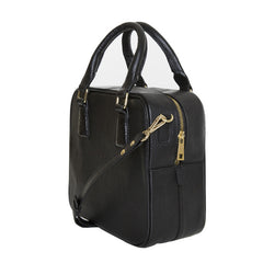 Dame Box Bag | Black
