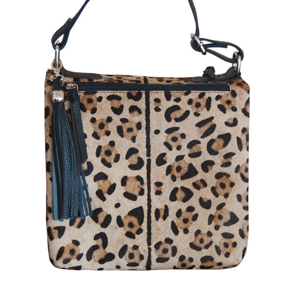 Feline Saddle Bag
