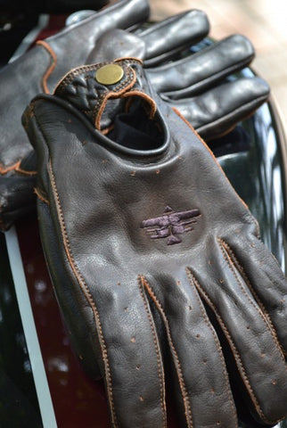 Retro Glove Brown