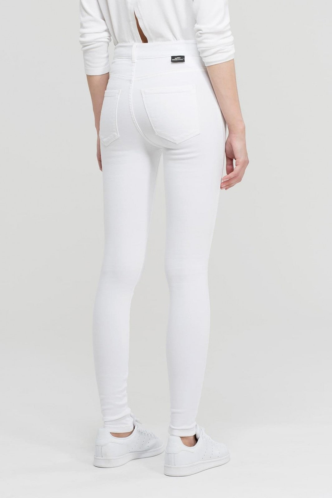 Lexy Jeans White