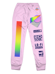 90s wave joggers