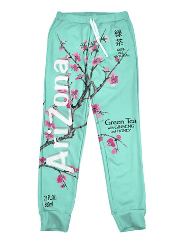 arizona green tea joggers