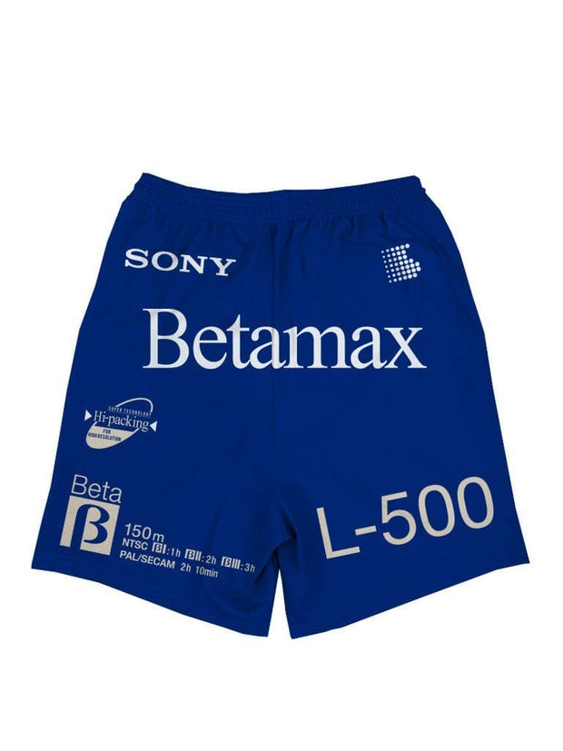 betamax basketball shorts