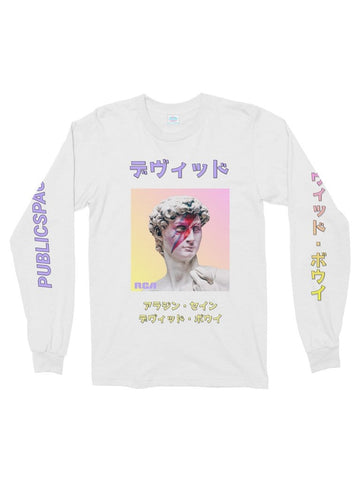 david long sleeve t - Public Space xyz - vaporwave aesthetic clothing fashion, kawaii, pastel, pastelgrunge, pastelwave, palewave