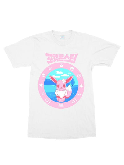 eevee cotton t-shirt